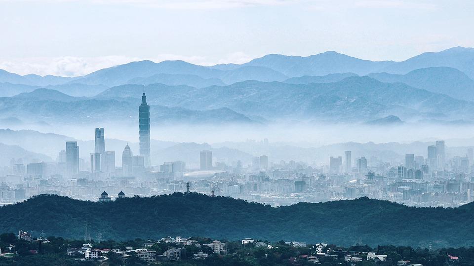 ไต้หวันประเทศที่สวยงาม